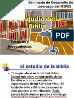 2 El Estudio de La Biblia