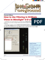 MS3D Filtering Drillhole Views 200612