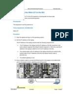 Site Commissioning Procedure