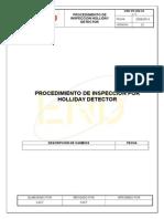 Procedimiento de Holliday Detector