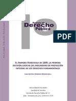 Revista de Derecho Publico