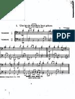 14 German Hymns