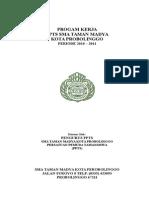 Progam Kerja Ppts 2010 - 2011