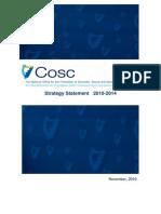 Cosc Strategy Ireland
