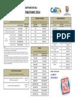 Calendario Tributario 2014 H