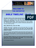 Bible Timeline Plus
