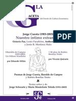 Gaceta Del Fondo, La. 394 [FCE; México; Octubre, 2003]