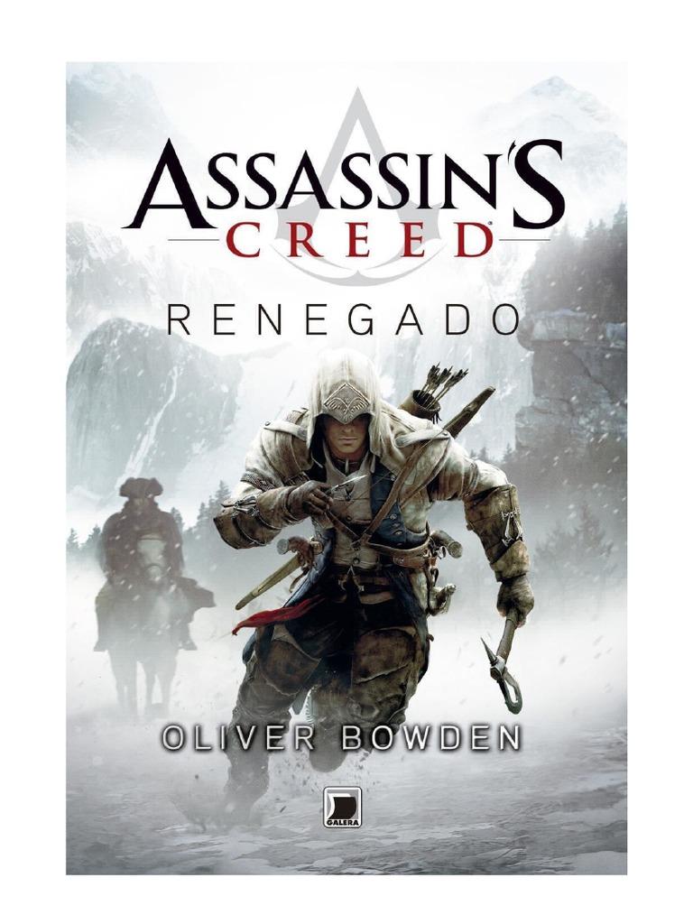 Assassin s Creed  Renegado - Oliver Bowden a97e87c36cf