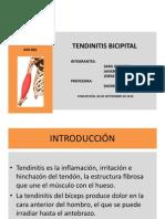Tendinitis Bicipital