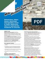 Mapecrete Creme Protection