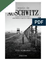 Depois de Auschwitz - Eva Schloss