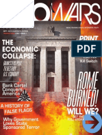 INFOWARS the Magazine - Vol 1 Issue 1 (Sept 2012) (Austin Edition)