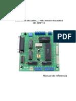 Manual de Referencia Tarjeta LPT_BYM V2.0