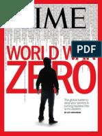 Time Magazine - July 21 2014