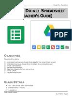 google drive spreadsheet teacher guide 07 14 2014
