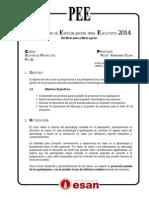PEE 2014-3 - Gestión de Proyectos - Syllabus