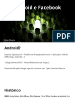 Android e Facebook