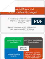 WBalanced Scorecard