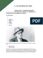 James Joyce Retratista de Vidas Pequeñas