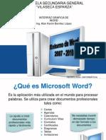 Interfaz de Word