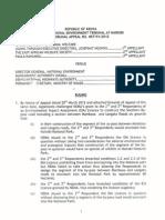 NET Tribunal Ruling Sn Bypass 2013