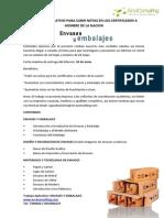 Trabajo Aplicativo Envases y Embalajes Ercaconsulting - 30 de Junio