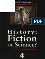 Anatoly T Fomenko History Fiction or Science 4 Russia Britain