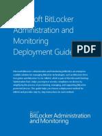 Bitlocker Deployment Guide