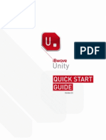 IBwave Unity Quick Start Guide
