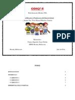 TAREA Deporte Educativo y Competitividad Infantil