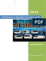Multimetros Basados en PC