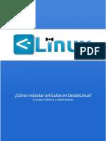 Guia Redaccion DesdeLinux.net