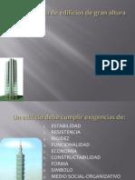 Diseño y Calculo de Edificios de Gran Altura . Prese...