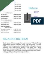 Baterai Kel 2