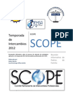 Guia Informativa de SCOPE UEES