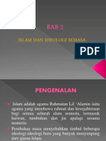 BAB 2 Islam Dan Ideologi Semasa