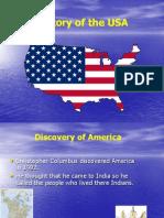 History of USA