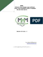 Sistem Uang Bantuan MMM, Konsep Reformasi Sistem Keuangan Yang Paling Unik