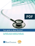 Best Doctors Employee Brochure