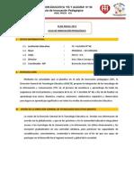 Aip Plananualdetrabajo2013 130311180907 Phpapp02