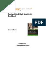 9781849516969_PostgreSQL_9_High_Availability_Cookbook_Sample_Chapter