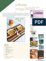 Golden Lentil Soup