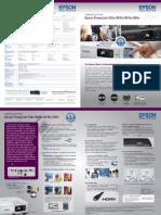Catalogo_Epson Proyector Powerlite S18