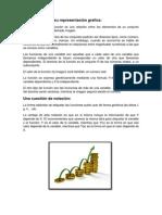 Las Funciones y Su Representación Grafica Trabajo