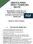 DERECHO PENAL (Ppios y Teoría Del Delito - Octubre 2013)