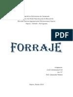 Analisis de Laboratorio Para El Diagnostico de La Calidad de Los Forrajes