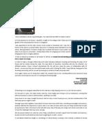 Newsletter Mar 2008