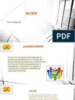 Presentacion Plan de Negocios Zona Network 1 0