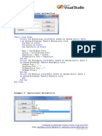 Ejemplo Visual Net