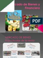 El Mercado de Bienes y Financiero